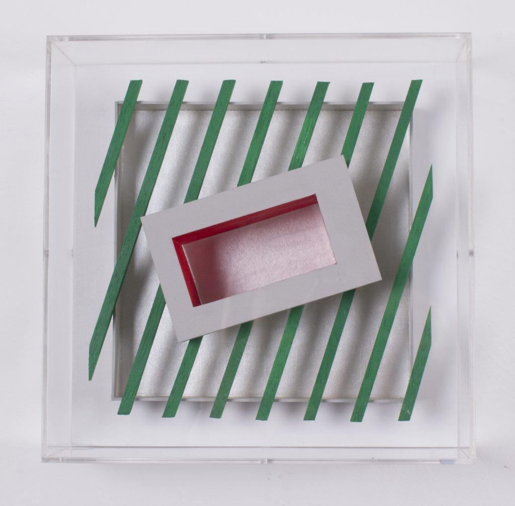 Red and Green Maquette 2015