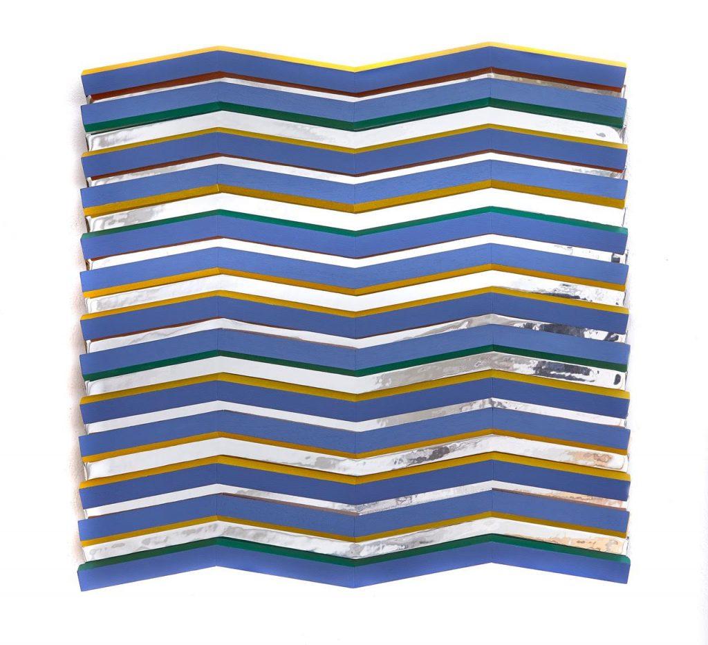 Multi Coloured Zig Zag 2018